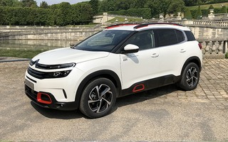 Citroën C5 Aircross Automatique